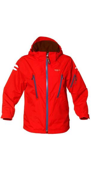 Isbjörn Monsune Hard Shell Jacket Fire